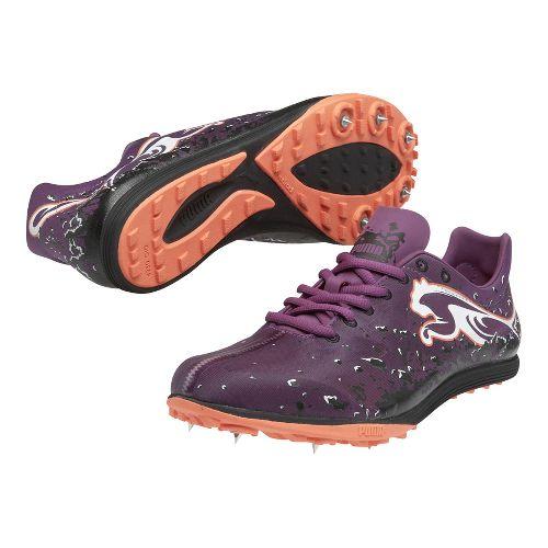 Womens Puma Crossfox XCS Cross Country Shoe - Sparkling Grape 9