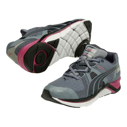Mens Puma Faas 1000 Running Shoe - Tradewinds/Beetroot 8.5