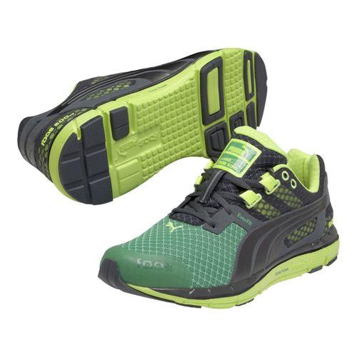 Mens Puma Faas 500 V3 Running Shoe - Turbulence/Island Green 9