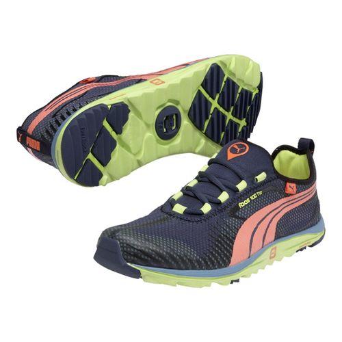 Mens Puma Faas 100 TR Trail Running Shoe - Insignia Blue 9.5