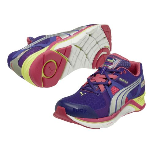 Womens Puma Faas 1000 Running Shoe - Beetroot Purple 6.5