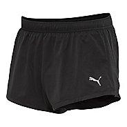 Mens Puma Running Splits Shorts