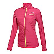 Womens Puma Pure Nightcat Running Jackets