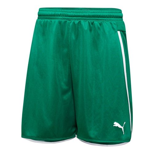 Mens Puma Speed Unlined Shorts - Power Green/White S