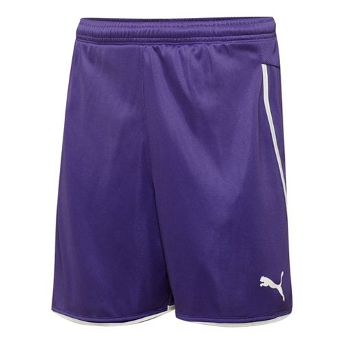 Mens Puma Speed Unlined Shorts - Team Violet/White L