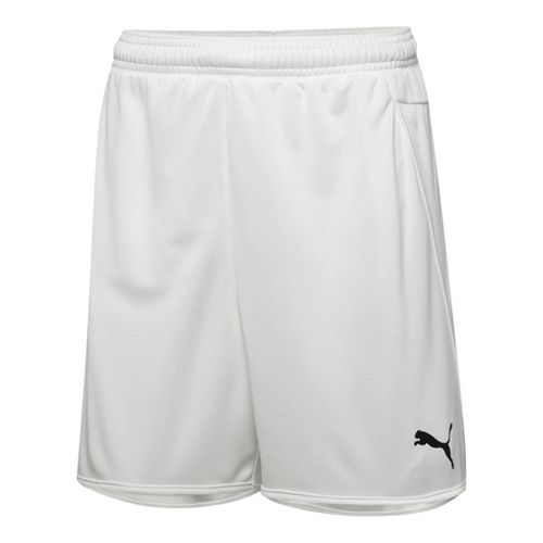 Mens Puma Speed Unlined Shorts - White/Black L