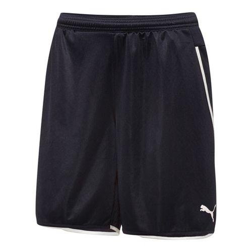 Womens Puma Speed Unlined Shorts - New Navy/White M
