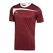 Mens Puma Pulse Jersey Short Sleeve Technical Tops
