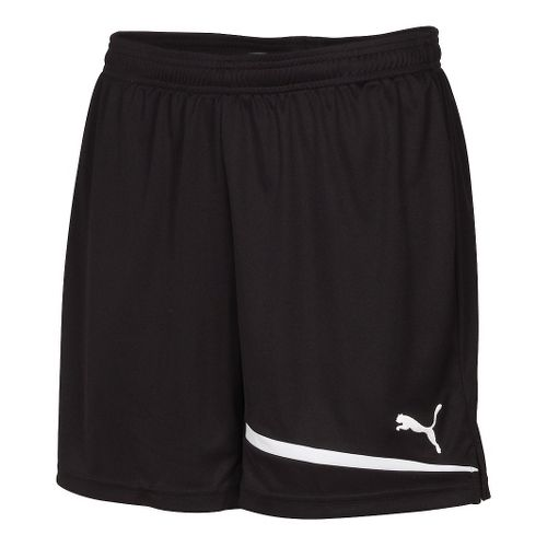 Mens Puma Pulse Unlined Shorts - Black/White L