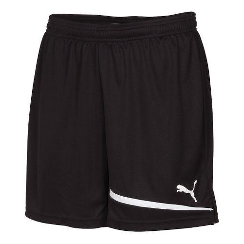 Mens Puma Pulse Unlined Shorts - Black/White M