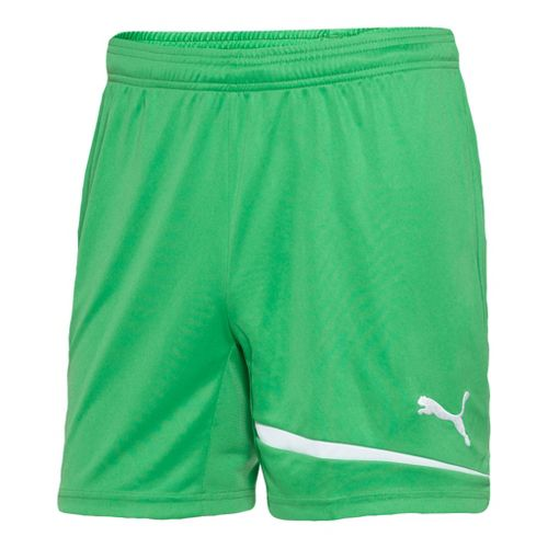 Mens Puma Pulse Unlined Shorts - Kelly Green/White L