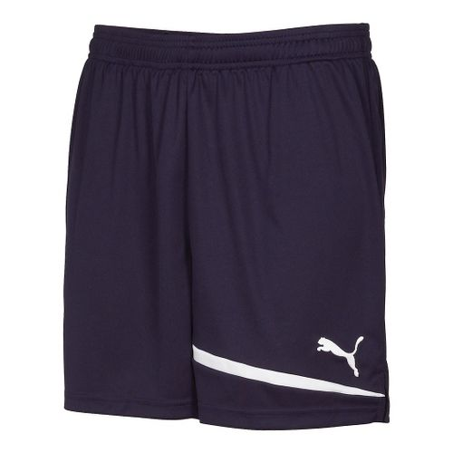 Mens Puma Pulse Unlined Shorts - New Navy/White L