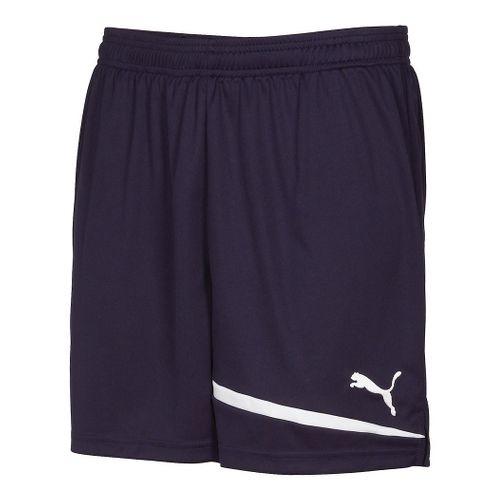 Mens Puma Pulse Unlined Shorts - New Navy/White S