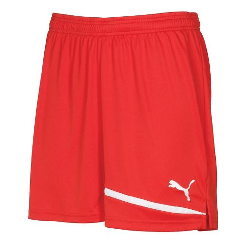 Mens Puma Pulse Unlined Shorts - Red/White M