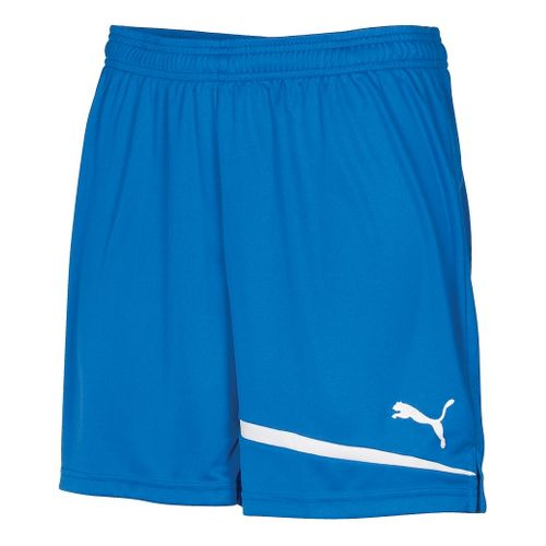 Mens Puma Pulse Unlined Shorts - Royal/White S