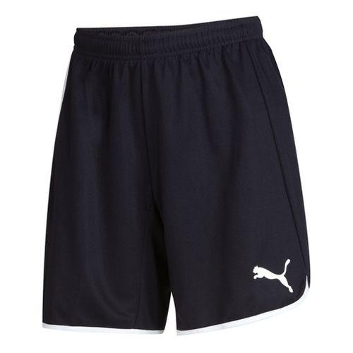 Womens Puma Pulse Unlined Shorts - Navy/White XL