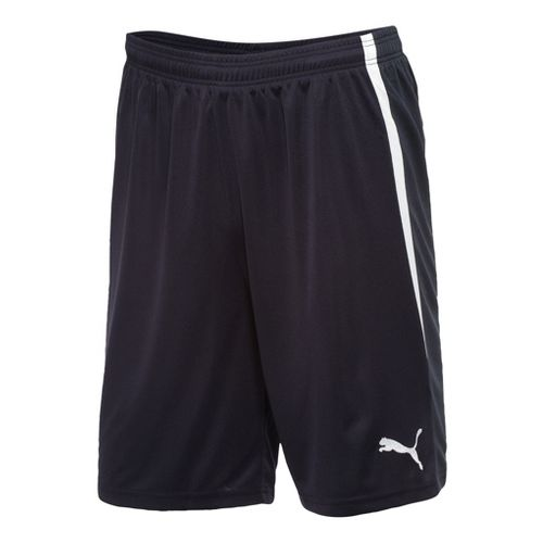Mens Puma Spirit Unlined Shorts - New Navy/Blue Night S