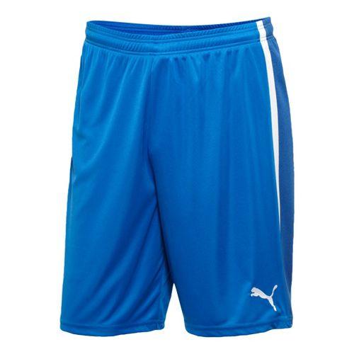 Mens Puma Spirit Unlined Shorts - Royal/Delft Blue S