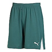 Mens Puma Team Unlined Shorts