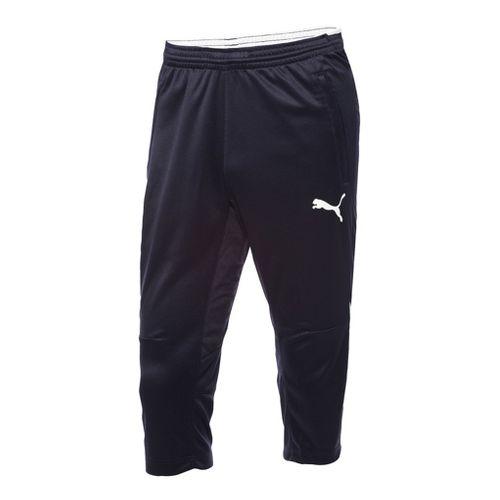 Mens Puma 3/4 Training Capri Pants - Navy/White L