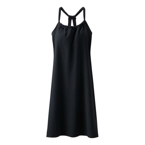 Womens Prana Quinn Dress Skirt Fitness Skirts - Black XL