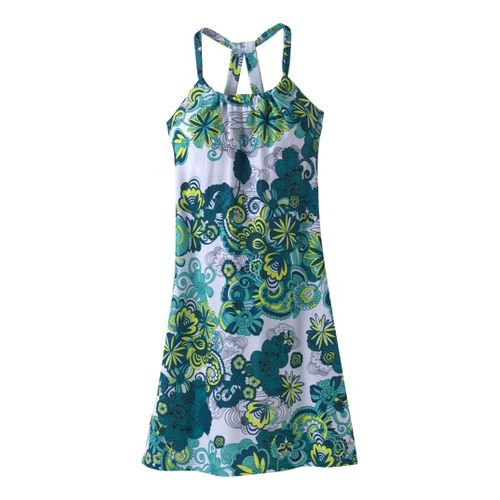 Womens Prana Quinn Dress Skirt Fitness Skirts - Clearwater M