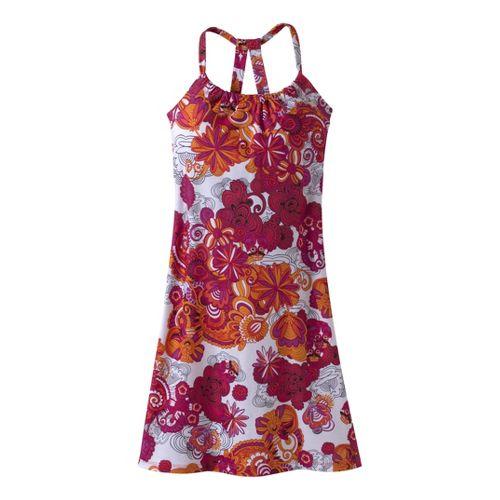 Womens Prana Quinn Dress Skirt Fitness Skirts - Coral M