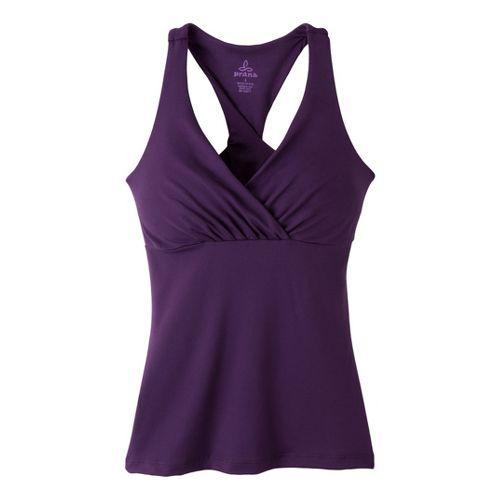 Womens Prana Kira Top Sport Top Bras - Amythest L