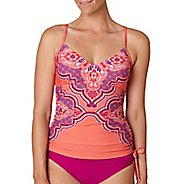 Womens Prana Moorea Tankini Top Swimming Swim