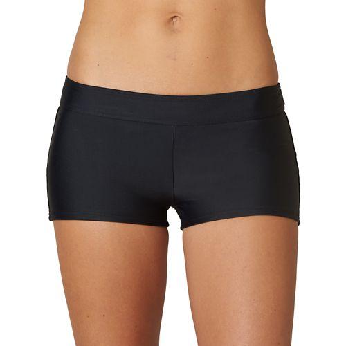 Womens Prana Raya Bottom Swimming Swim - Black XS