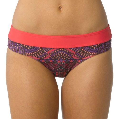 Womens Prana Ramba Bottom Swimming UniSuits - Sprinkle Tiki XS