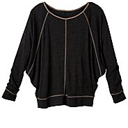 Womens Prana Amanda Top Long Sleeve No Zip Technical Tops