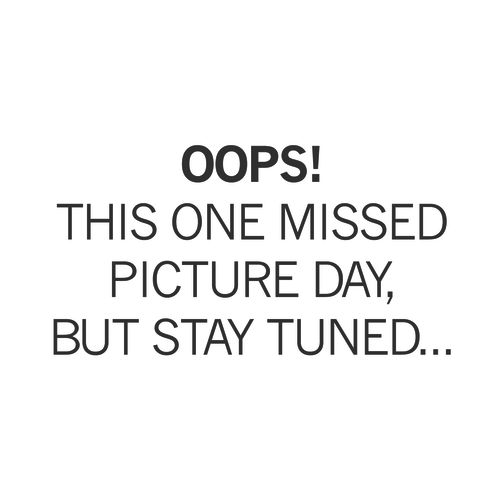 Womens Prana Meadow Sport Top Bras - White/Blue XL