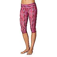 Womens Prana Maison Knicker Capri Pants