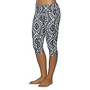 Womens Prana Maison Knicker Capri Tights