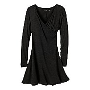 Womens Prana Nadia Long Sleeve Dress Fitness Skirts