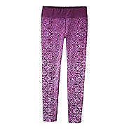 Womens Prana Roxanne Printed Legging Fitted Tights