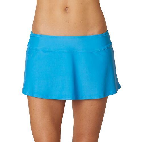 Womens Prana Sakti Swim Skirt Swimming - Vivid Blue XS