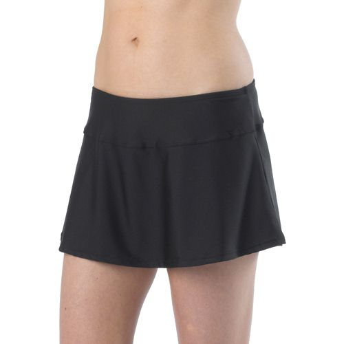 Womens Prana Sakti Swim Skirt Swimming - Black S