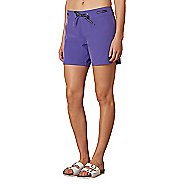 Womens Prana Silvana Boardshort Compression & Fitted Shorts