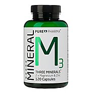 PurePharma M3 - Three Minerals Nutrition