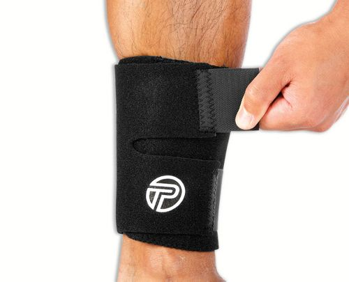 Pro-Tec Athletics Shin Splint Compression Injury Recovery Wrap - null