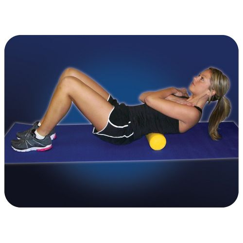 Pro-Tec Athletics Foam Roller 4 X 12 Injury Recovery - Yellow