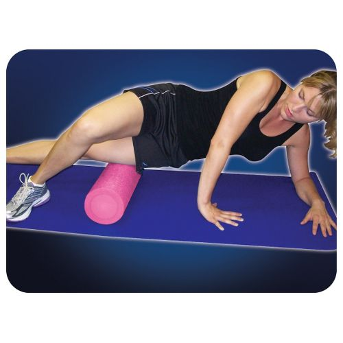 Pro-Tec Athletics Foam Roller Injury Recovery - Pink