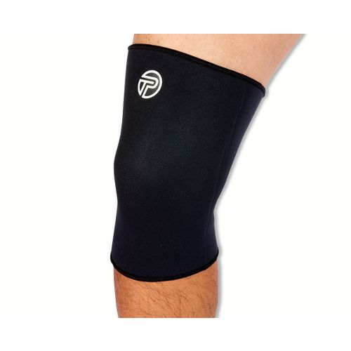 Pro-Tec Athletics Knee Sleeve Closed Patella Injury Recovery - Black L