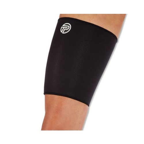 Pro-Tec Athletics Thigh Sleeve Support Injury Recovery - Black L