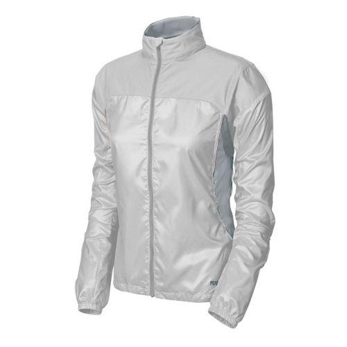 Womens Pearl Izumi Fly Running Jackets - Pearl L