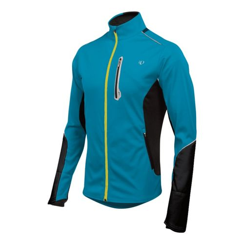 Mens Pearl Izumi Infinity Softshell Running Jackets - Electric Blue L