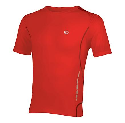 Mens Pearl Izumi Fly Top Short Sleeve Technical Tops