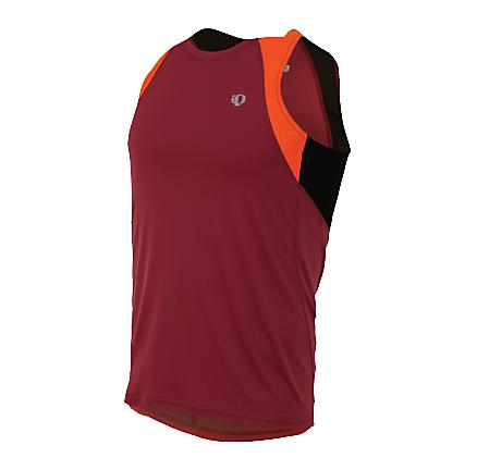 Mens Pearl Izumi Infinity In-R-Cool Singlet Technical Tops